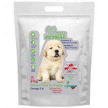 غذای خشک سگ پتمال مدل Rice & Fruit وزن ۲ کیلوگرم