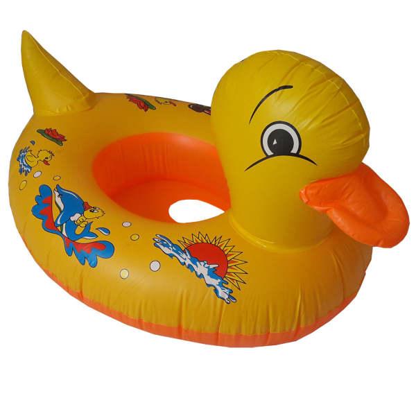 حلقه شنای بادی مدل اردک کد p22